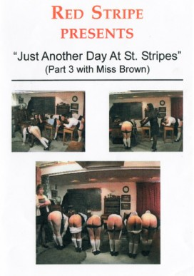 Just Another Day At St. Stripes (Part 3)