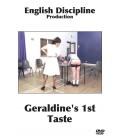 Geraldine's 1st Taste